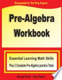 Pre Algebra Practice Workbook [Pdf/ePub] eBook