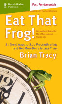 Eat That Frog  c 21 Book