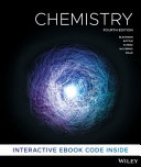 Cover of Chemistry 4th Edition Hybrid