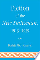 Fiction of the New Statesman  1913 1939 Book PDF