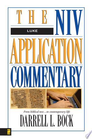 Free Download Luke PDF - Writers Club