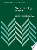 The Archaeology Of Death Book