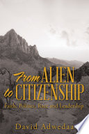 From Alien to Citizenship