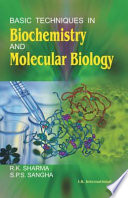 Basic Techniques In Biochemistry And Molecular Biology Book PDF