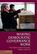 Making Democratic Governance Work