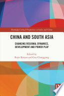 China and South Asia