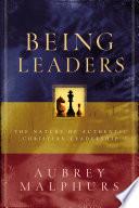 Being Leaders Book PDF