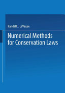 Numerical Methods for Conservation Laws