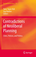 Pdf Contradictions of Neoliberal Planning Telecharger