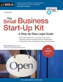 The Small Business Start-Up Kit: A Step-by-Step Legal Guide - Seite 246