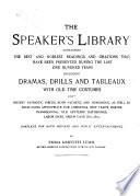 The Speaker s Library
