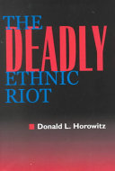 The Deadly Ethnic Riot