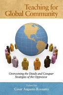 Teaching for Global Community