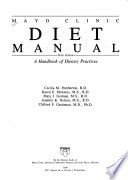 Mayo Clinic Diet Manual