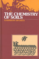 The Chemistry Of Soils Book PDF