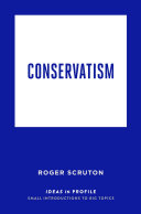 Conservatism  Ideas in Profile