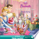 Cinderella  A Heart Full of Love Read Along Storybook Book