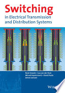 Switching In Electrical Transmission And Distribution Systems Book PDF