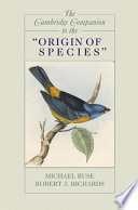 The Cambridge Companion to the  Origin of Species