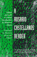 A rosario castellanos reader an anthology of her poetry short a rosario castellanos reader an anthology of her poetry short fiction rosario castellanos no preview available 1988 fandeluxe Images