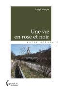 Pdf Une vie en rose et noir Telecharger