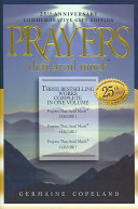 Prayers That Avail Much 25th Anniversary Commemorative Hardback
