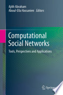 Computational Social Networks Book