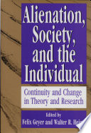 Alienation Society And The Individual