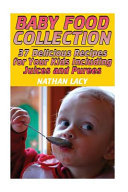 Baby Food Collection Book