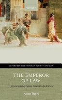 The Emperor of Law Pdf/ePub eBook