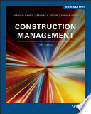 Construction Management 5th Edition Asia Edition