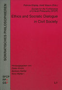 Ethics and Socratic Dialogue in Civil Society