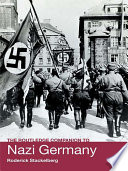 The Routledge Companion To Nazi Germany
