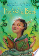 The Wild Book Margarita Engle Cover