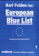 European Blue List