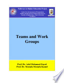Teams and Work Groups Book