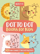 Dot To Dot Books For Kids Ages 4 8
