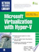 Microsoft Virtualization with Hyper-V