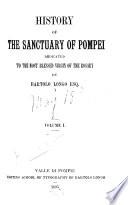 History of the Sanctuary of Pompei
