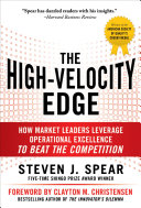 The High-Velocity Edge: How Market Leaders Leverage Operational Excellence to Beat the Competition Pdf/ePub eBook
