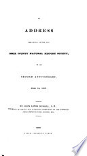 Journal of the Essex County Natural History Society Book