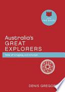 Australia S Great Explorers