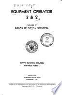 Equipment Operator 3   2 Book