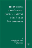 Pdf Harnessing and Guiding Social Capital for Rural Development