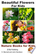 Beautiful Flowers for Kids Book