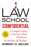 Cover of Law School Confidential