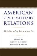 American Civil-Military Relations [Pdf/ePub] eBook