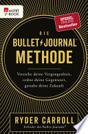 De Bullet Journal Methode [Pdf/ePub] eBook