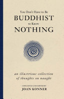 Pdf You Don't Have to Be Buddhist to Know Nothing