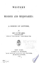 Western Missions and Missionaries